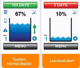 Smart Water Wireless Water Tank Level Monitor
