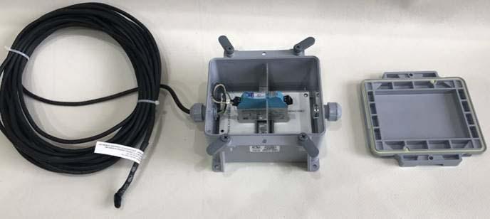 Propane Tank Monitoring System : Fuelminder remote lpg gauge