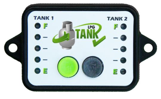 Propane Tank Monitoring System : Tank check lpg remote monitor